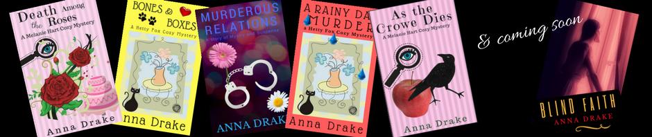 Anna Drake Mysteries